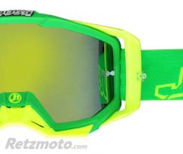 JUST1 Masque JUST1 Iris Neon vert/jaune