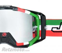 JUST1 Masque JUST1 Iris Italia vert/blanc/rouge