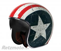 ORIGINE Casque ORIGINE Rebel Star bleu/blanc/rouge taille XL