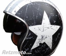 ORIGINE Casque ORIGINE Sprint Rebel Star Grey gris/blanc taille L