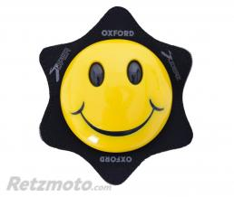 OXFORD Sliders de genoux OXFORD Smiley jaune