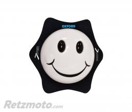 OXFORD Sliders de genoux OXFORD Smiley blanc