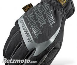 MECHANIX Gants MECHANIX Fast Fit noir/gris taille S
