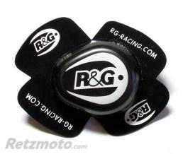 R&G Sliders genou R&G RACING noir