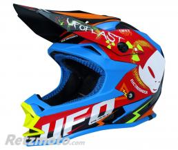 UFO Casque UFO Onyx Kids Electroshock taille S