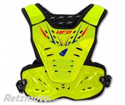 UFO Pare-pierre UFO Reactor 2 Evolution jaune fluo
