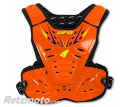 UFO Pare-pierre UFO Reactor 2 Evolution orange fluo