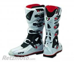 UFO Bottes UFO Recon E-AHL blanches taille 40