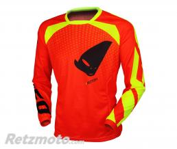 UFO Maillot UFO Proton rouge taille S