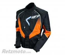 UFO Veste UFO Enduro noir/orange taille XL