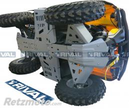 RIVAL Kit Sabot complet RIVAL alu Can-Am Outlander L/Lmax