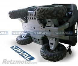 RIVAL Kit Sabot complet RIVAL alu Yamaha Grizzly 700