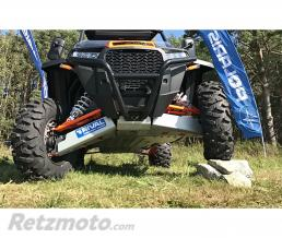 RIVAL Kit protection de triangles avant RIVAL alu Polaris RZR 1000 XP/Turbo