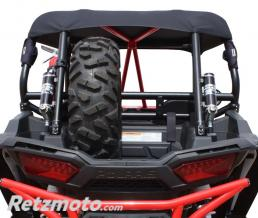 DRAGON FIRE Support roue DRAGONFIRE RacePace noir Polaris RZR1000