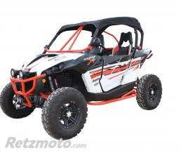 DRAGON FIRE Toit en toile DRAGONFIRE noir Can-Am Maverick X DS
