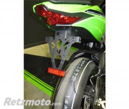 V-PARTS Support de plaque V PARTS noir Kawasaki ZX10R