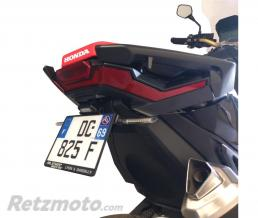 V-PARTS Support de plaque V PARTS noir Honda X-ADV