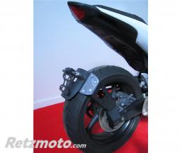 ACCESS DESIGN Support de plaque ACCESS DESIGN ras de roue noir Honda HORNET/CBR600F