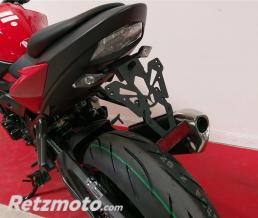 ACCESS DESIGN Support de plaque V PARTS noir Suzuki GSX-S750/1000
