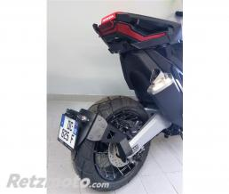 ACCESS DESIGN Support de plaque ACCESS DESIGN ras de roue noir Honda X-ADV