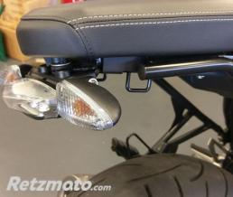 ACCESS DESIGN Dessous de selle ACCESS DESIGN noir BMW R Nine T1200