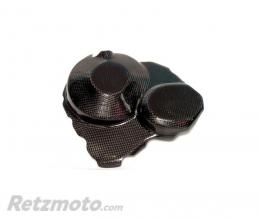 LIGHTECH Couvre carter embrayage LIGHTECH carbone brillant Honda Cbr600Rr
