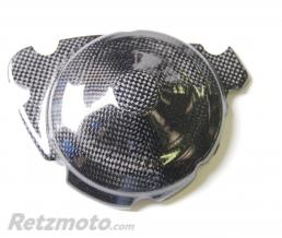 LIGHTECH Couvre carter alternateur LIGHTECH carbone brillant Yamaha Yzf-R1