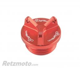 LIGHTECH Bouchon carter d'huile LIGHTECH M20 x 2,5 (3 trous) rouge Ducati HYPERMOTARD 821