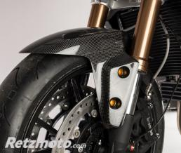 LIGHTECH Garde boue avant LIGHTECH carbone brillant Triumph Speed Triple 1050