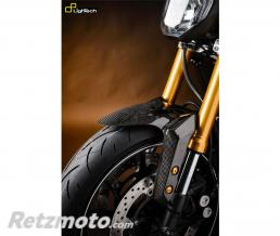 LIGHTECH Garde boue avant LIGHTECH carbone brillant Yamaha Mt-09
