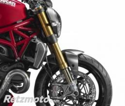LIGHTECH Garde boue avant LIGHTECH carbone mat Ducati Monster 1200