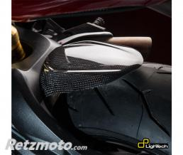LIGHTECH Garde boue arrière LIGHTECH carbone mat Mv Agusta F3 800