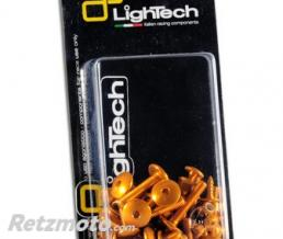 LIGHTECH Kit vis de cadre LIGHTECH Ergal or Yamaha T-Max 530