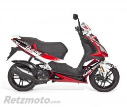 KUTVEK Kit deco KUTVEK Yasuni Factory rouge/blanc Peugeot Speedfight