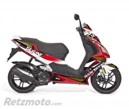 KUTVEK Kit deco KUTVEK Yasuni Factory rouge/noir Peugeot Speedfight