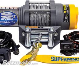 SUPERWINCH TREUIL TERRA 35