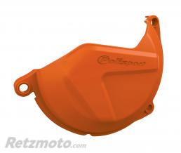 POLISPORT Protection de carter d'embrayage POLISPORT orange KTM SX-F450