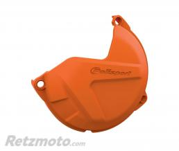 POLISPORT Protection de carter d'embrayage POLISPORT orange KTM