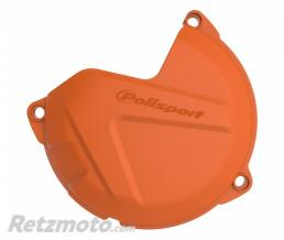 POLISPORT Protection de carter d'embrayage POLISPORT orange KTM/Husqvarna
