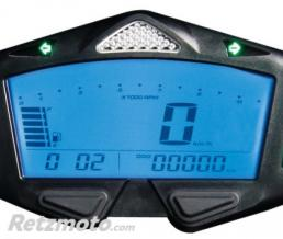 KOSO Compteur digital mutlifonctions KOSO DB03R Racing universel