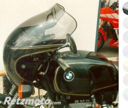 MRA Bulle MRA Tourisme clair BMW R90S