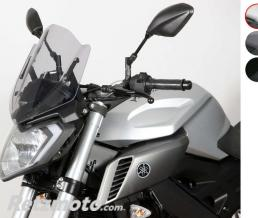 MRA Bulle MRA Racing clair Yamaha MT-125