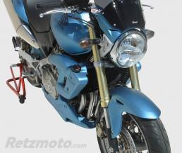 ERMAX BULLE 22 CM ERMAX POUR CB 600 HORNET N 2005/2006 (+ KIT DE FIXATION) marron transparent