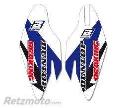 BLACKBIRD Kit déco protection de fourche BLACKBIRD Yamaha YZ250F/YZ450F