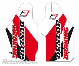 BLACKBIRD Kit déco protection de fourche BLACKBIRD Honda CRF250R/450R