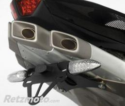 R&G SUPPORT DE PLAQUE R&G RACING POUR MV AGUSTA