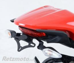 R&G Support de plaque noir R&G RACING Ducati 1200, 821 MONSTER