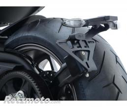 R&G Support de plaque R&G RACING noir Ducati X Diavel