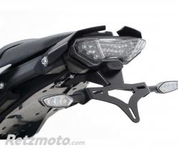 R&G Support de plaque R&G RACING noir Yamaha MT-10