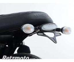 R&G Support de plaque R&G RACING noir Triumph Street Twin